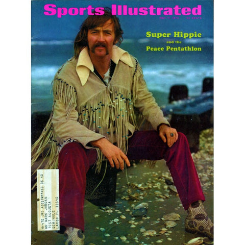 David Smith Unsigned May 1970 Sports Illustrated Magazine