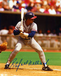 Rafael Belliard Autographed 8x10 Photo