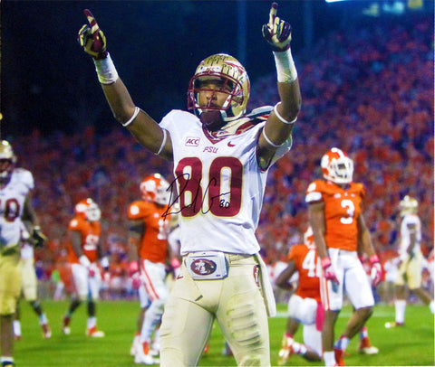 Rashad Greene Autographed Celebration 16x20 Photo