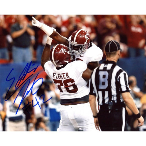 Eddie Lacy Autographed 8x10 Photo