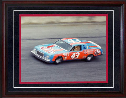Richard Petty 1978 Daytona 500 Framed 8x10 Photo