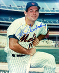 Ron Swoboda Autographed 8x10 Photo