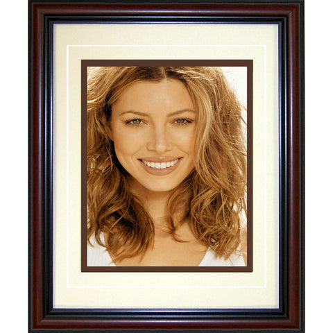 Jessica Biel Framed 8x10 Photo