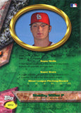 Shelby Miller Unsigned 2011 Bowman Best Rookie Card