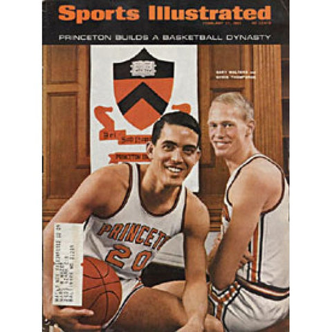 Gary Walter & Chris Thomforde Unsigned Sports Illustrated Magazine
