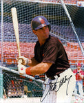 Steve Garvey Autographed 8x10 Padres Photo