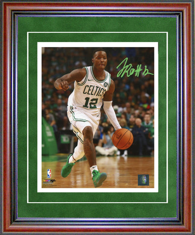 Terry Rozier Autographed Framed 8x10 Photo