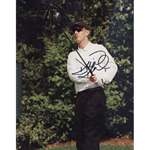 David Duval Autographed / Signed Golf 8x10 Photo