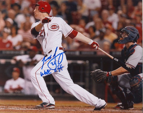 "Todd Frazier Autographed ""Walk Off""  8x10 Photo"
