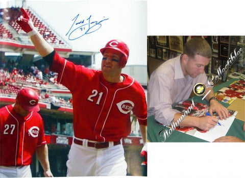 Todd Frazier Autographed 16x20  Photo