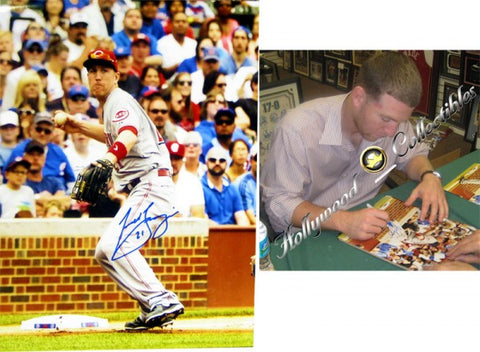 Todd Frazier Autographed 8x10 Photo