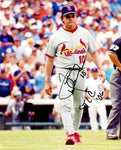 Tony La Russa Autographed 8x10 Photo