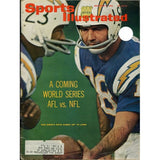 Paul Lowe 1963 Sports Illustrated