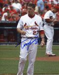 Tyler Greene Autographed 8x10 Photo
