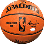 Tyler Herro Autographed Hybrid Indoor/Outdoor Basketball (JSA)