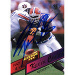 Kevin Carter Autographed 1995 Superior Pix Card