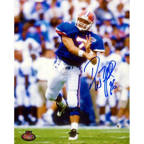 Danny Wuerffel Autographed 8x10 Photo