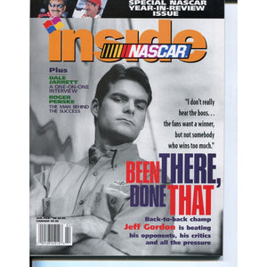 Inside Nascar Magazine January/February Edition 1999