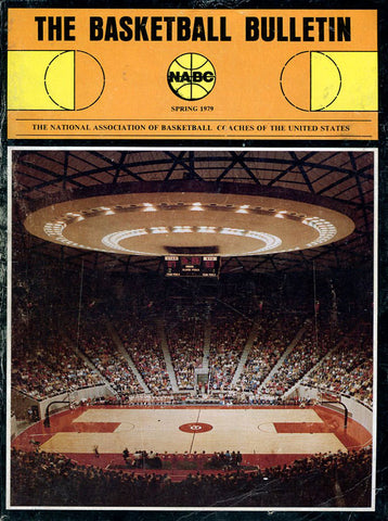 The Basketball Bulletin Spring 1979 Edition