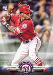 Victor Robles 2018 Topps Rookie Card