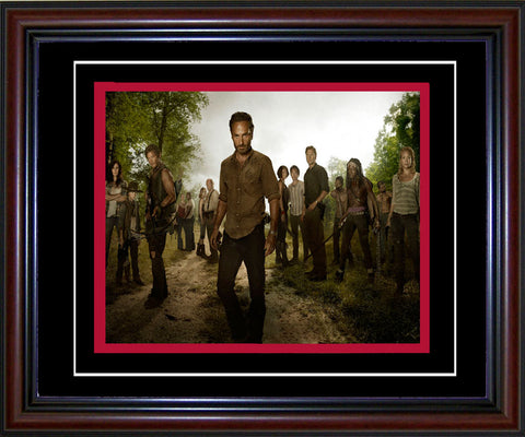 The Walking Dead Unsigned Framed 8x10 Photo