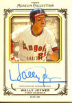 Wally Joiner Autographed 2013 Topps Museum Collection Card