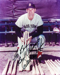 Walt Dropo Autographed 8x10 Photo