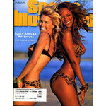Valeria Mazza & Tyra Banks Unsigned Sports Illustrated Magazine