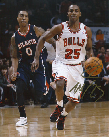 Marquis Teague Autogreaphed 8x10 Photo