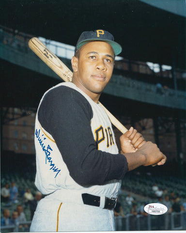 Willie Stargel Autographed 8x10 Photo