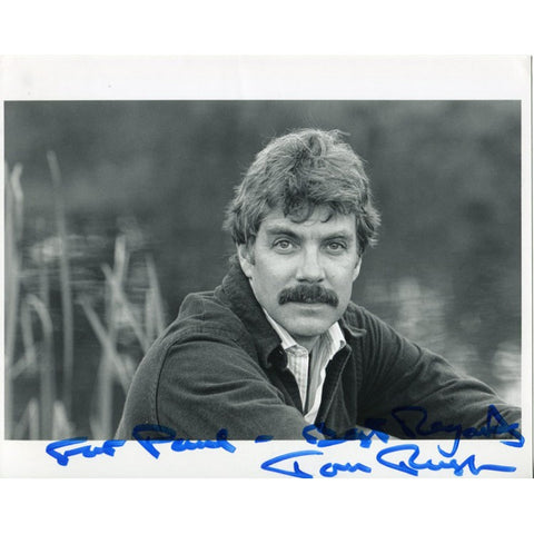 Tom Rush Autographed 8x10 Photo