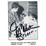 Jerry Mathers Autographed 1983 Pacific Card