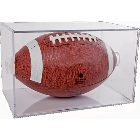 Football Acrylic Display Cube