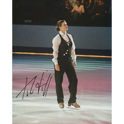 Katarina Witt Autographed/Signed 8x10 Photo
