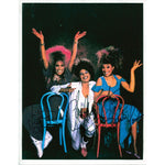 June Pointer Anita Pointer & Ruth Pointer Autographed 8x10 Photo