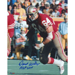 Dave Wilcox Autographed 8x10 Photo