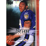 Ray Rice Unsigned 2008 Upper Deck Rookie Card