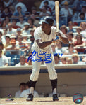 Mickey Rivers Autographed 8x10 Photo