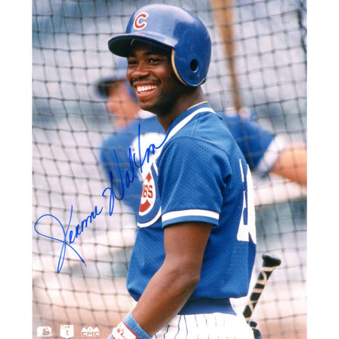 Jerome Walton Autographed 8x10 Photo