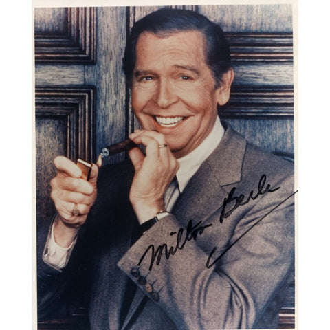 Milton Berle Autographed 8x10 Photo