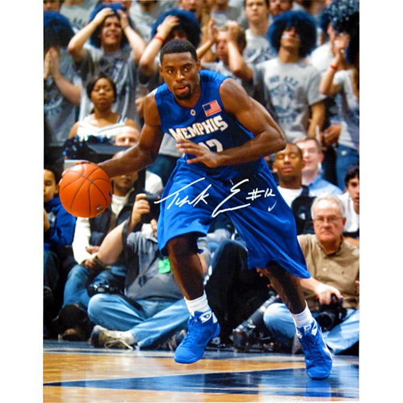 Tyreke Evans Autographed / Signed University of Memphis Tigers 16x20 Photo