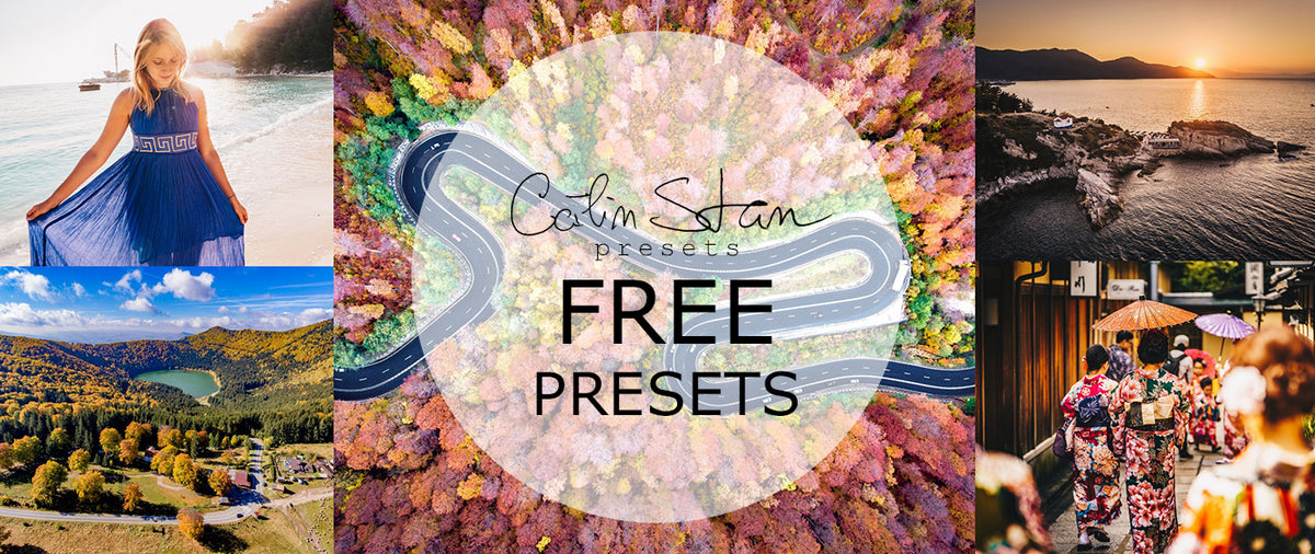 Calin Stan Free Lightroom Presets