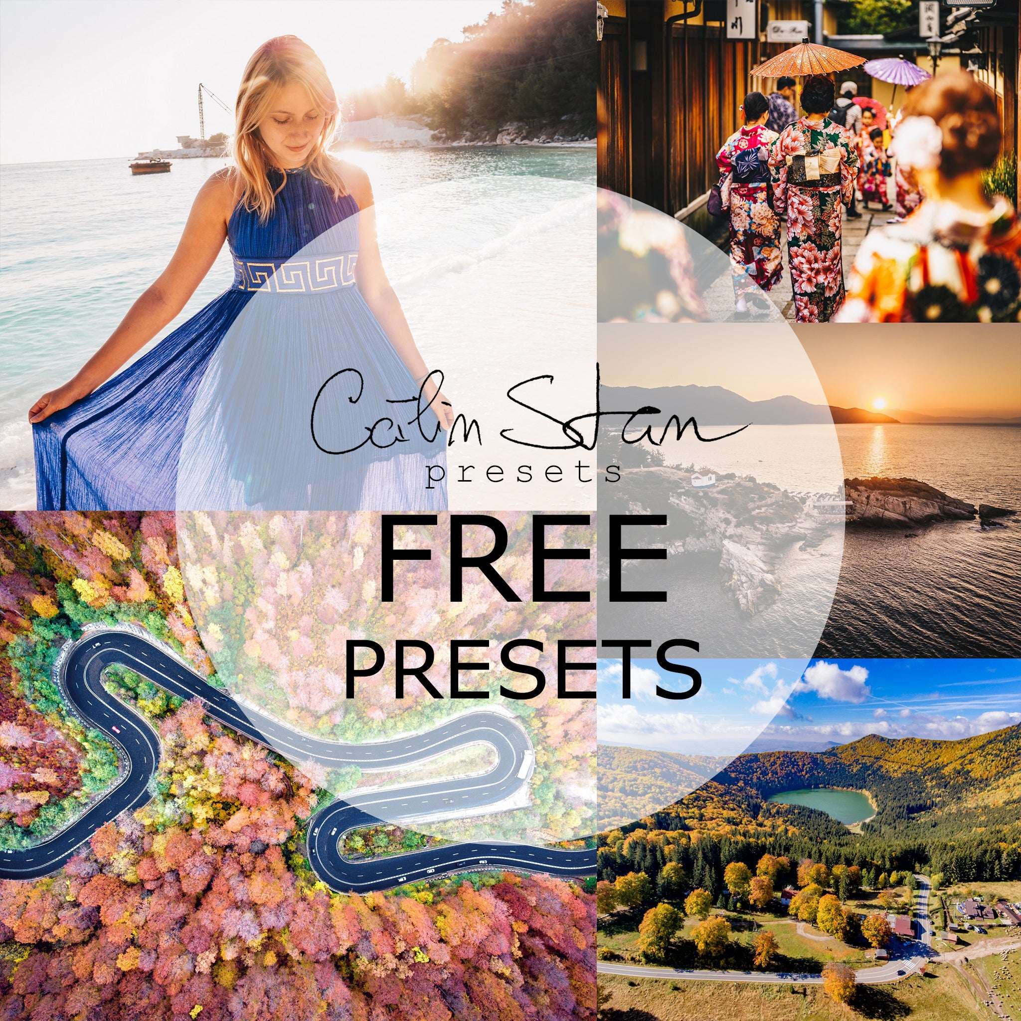 Calin stan free lightroom presets square