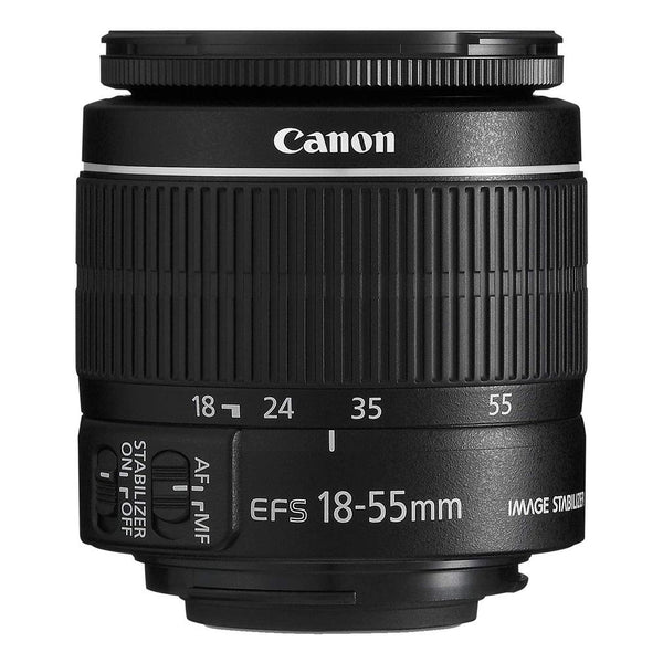 Canon EF-S Zoom Lens 18 mm - 55 mm - f/3.5-5.6 IS MK II (white box)