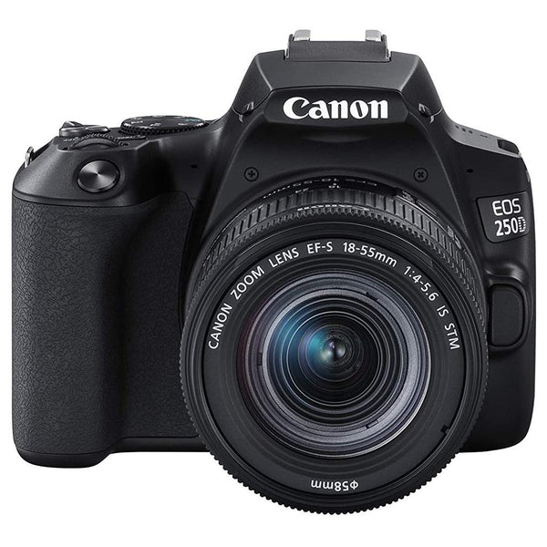 Canon EOS 250D DSLR Camera Body + Canon EF-S 18-55mm f/4-5.6 IS STM Len