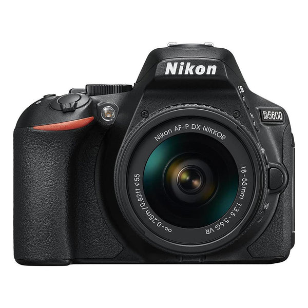 Nikon D5600 DSLR Camera & 18-55mm AF-P VR Lens Kit