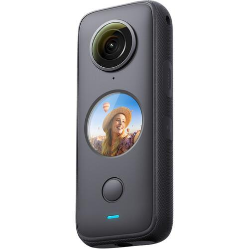 Insta360 ONE X2, Consumer, Spherical, 2 Cameras, Standalone, Auto In Camera