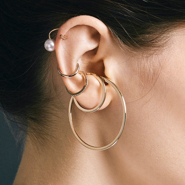 Oversized Ear Cuff XL