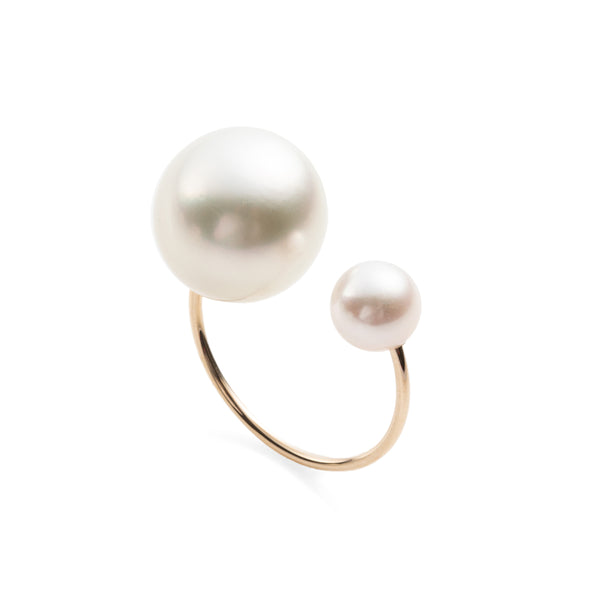 South Sea Pearl Ear Cuff