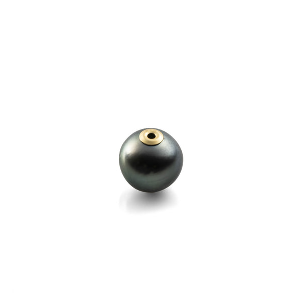 Tahitian Black Pearl for Spear Earring